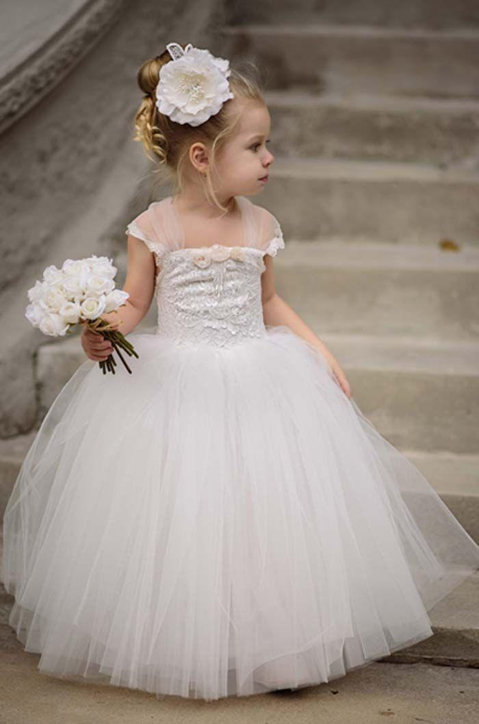 Best  Unbelievably Cute Flower Girl Dresses for a Spring Wedding