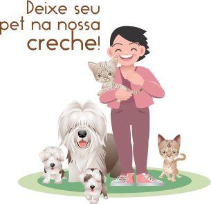 Banho e tosa,  cantinho dos gatos,  clínica veterinária,  delivery  hotel e creche.    Rua Evaristo da Veiga, 300 (Av. Marquês de Olinda) - Glória - Joinville - SC - (47) 3804-3805 e (47) 3029-3806