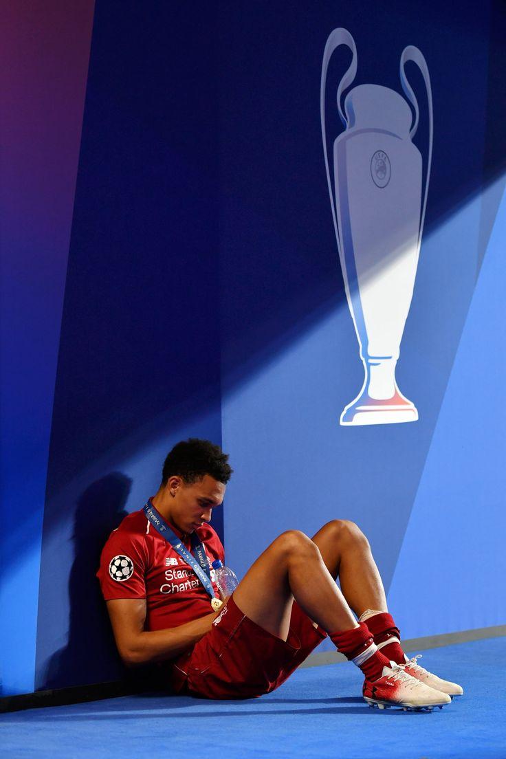 Champions League final 2019 Tottenham 02 Liverpool in
