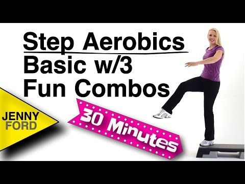 My newest step workout posted on YouTube. So far the feedback from my participants is great! Everyone is loving it! At 30 minutes it's a great way to squeeze in your workout. I'd love to hear what you think!