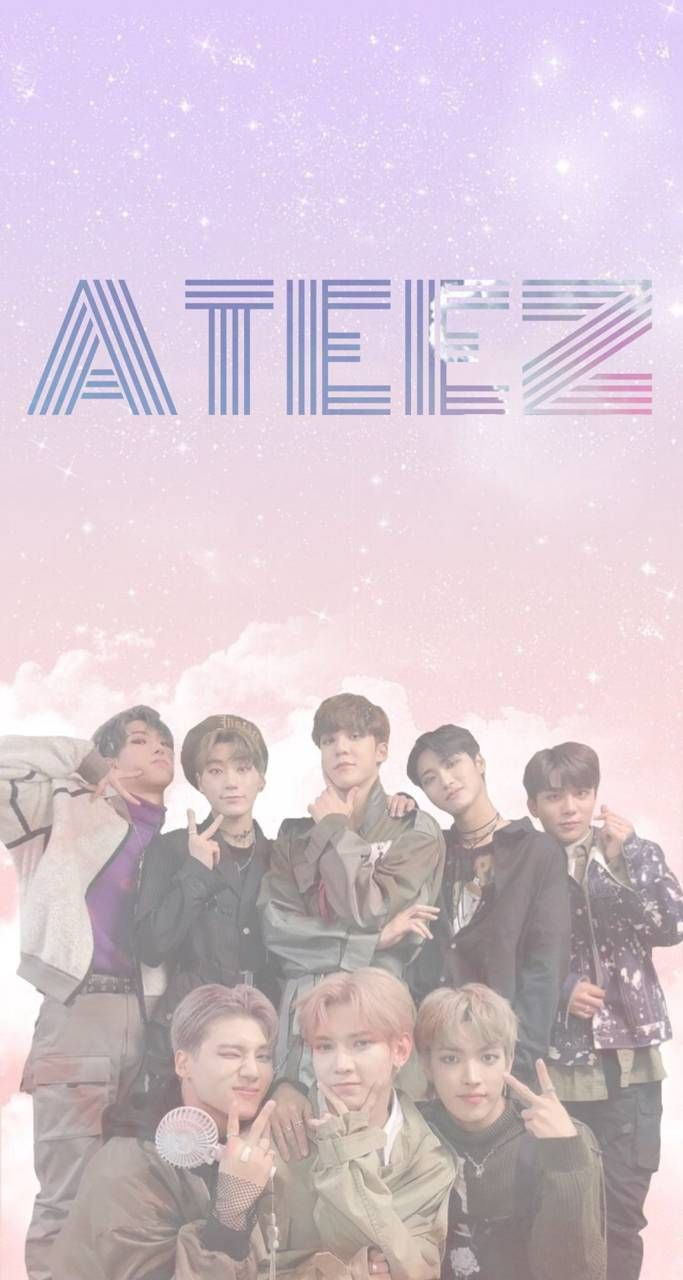 Download Ateez Kpop Wallpaper By Annvina98 C5 Free On