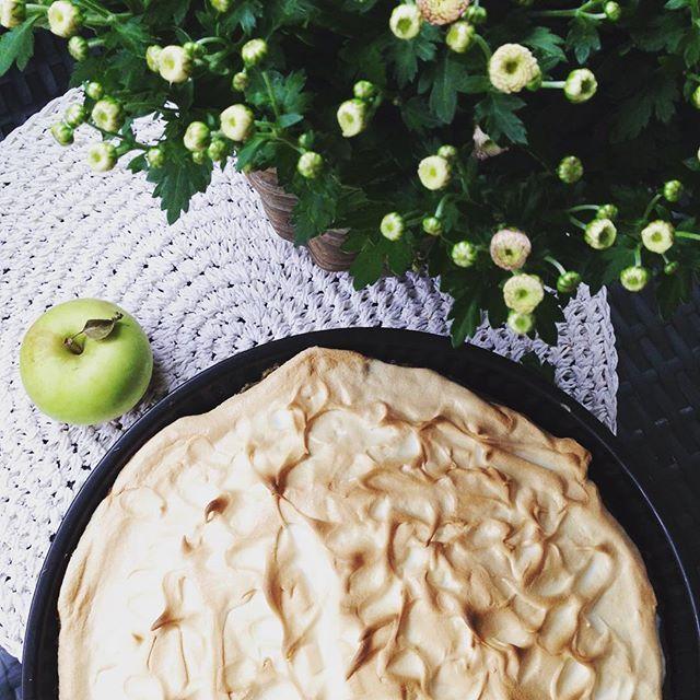 #leivojakoristele #omenahaaste Kiitos @marjo_leipoo
