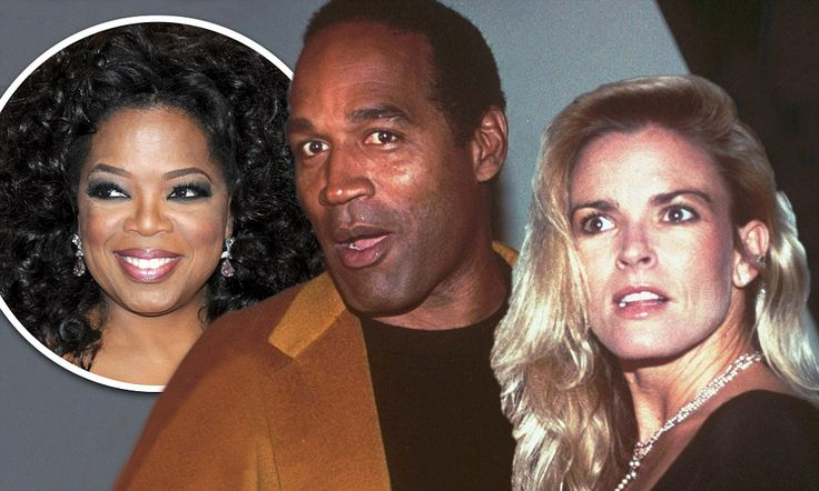 Has O.J. Simpson confessed murder to Oprah? Huge TV interview planned in which convict 'will admit he killed Nicole in self-defence as she pulled a knife on him.