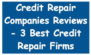 Credit Repair Companies Reviews - 3 Best Credit Repair Firms ...  Frequently consumers will turn to professional, legal, and legitimate credit repair companies to help remove errors on their credit reports. Get reviews of the top 3 best firms and how they'll operate.