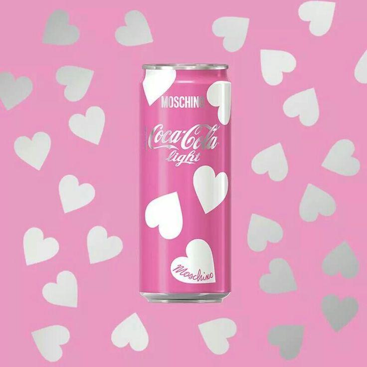 Coca Cola Light loves Moschino_1