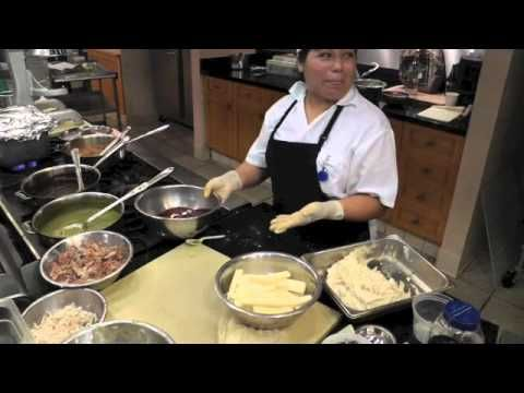 How to make tamales.Tamales recipes Step by Step.Chicken tamales. How to...