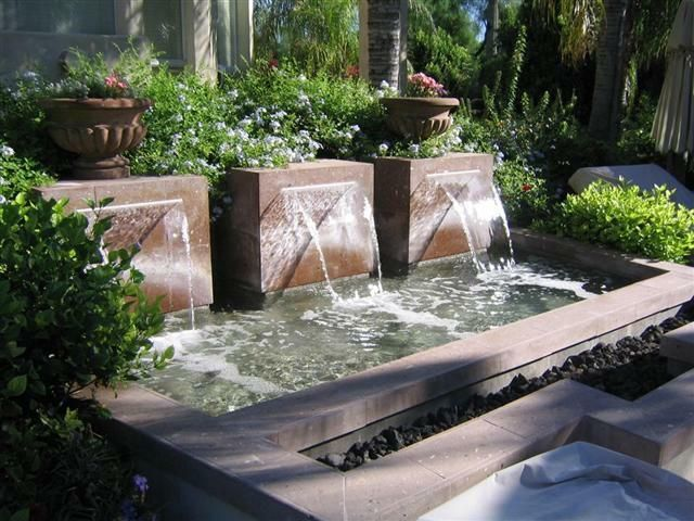 94 best Water Feature images on Pinterest Backyard ideas Garden