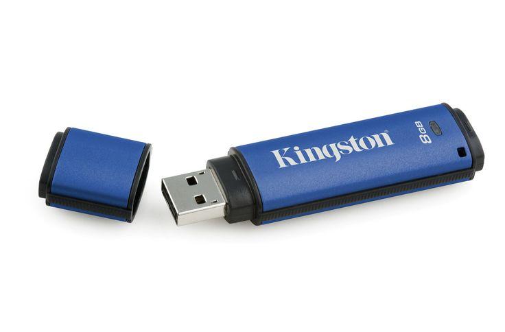 USB Flash Drive: model FS-404 (Kingston DataTraveler Vault Privacy 3.0)