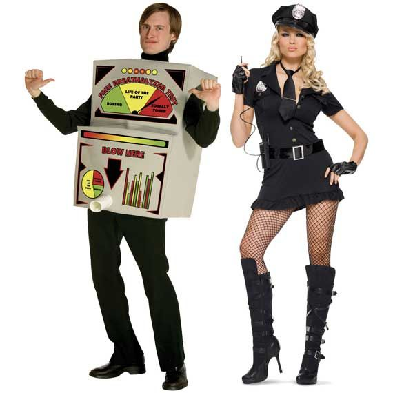 Funny Couples Costumes Homemade | Funny Couples Costume Ideas - Couples Costume Ideas