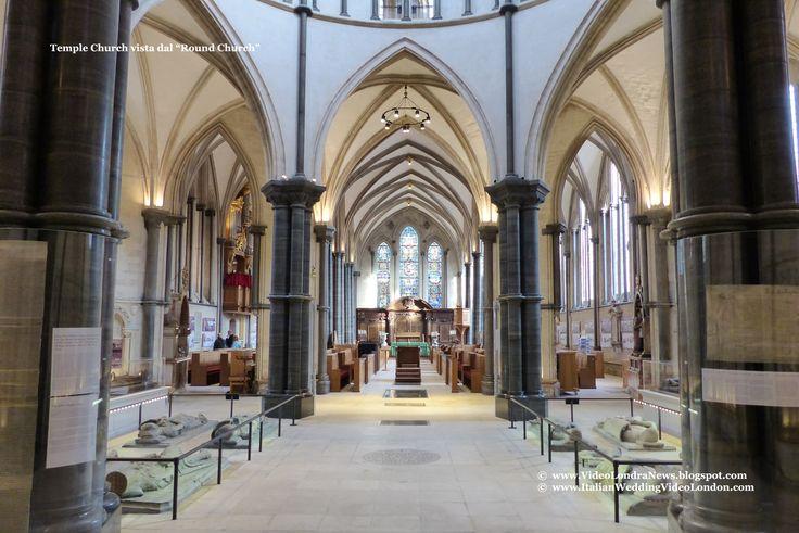Temple Church - Round Church *** Temple Church, a Londra la chiesa dei Templari *** #Londra #London #TempleChurch