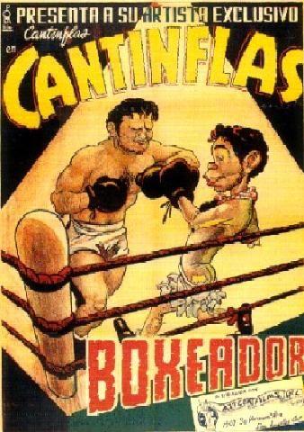 Cantinflas Boxeador ().jpg 338×480 píxeles