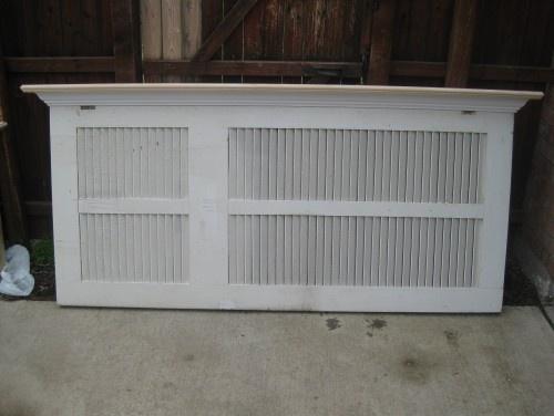 79 best old closet doors images on pinterest home ideas barn old closet door made into headboard love it eventshaper