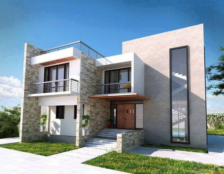 Best Modern Houses Images On Pinterest Modern Houses House