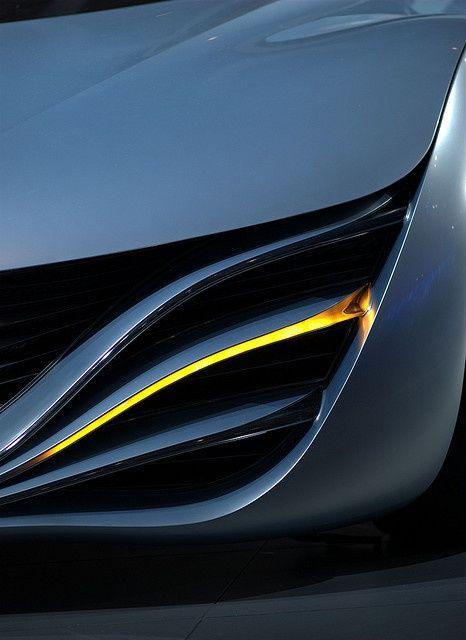 mazda concept by eye of wolf, via #luxury sports cars #celebritys sport cars #customized cars #ferrari vs lamborghini| sportcarsdedric.b...