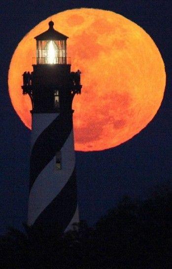 Faro di Saint Augustine in Florida