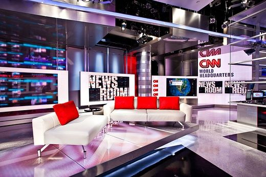 CNN Studio 7