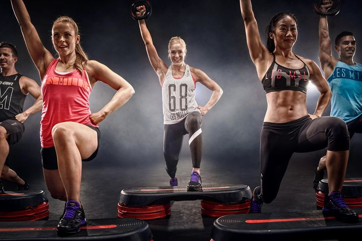 Bodystep Fitness Trends Fitness Group Fitness