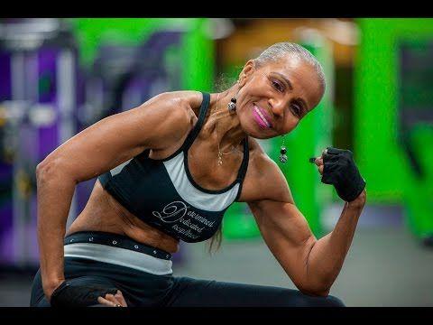 Ernestine Shepherd   World's Oldest Female Bodybuilder - YouTube