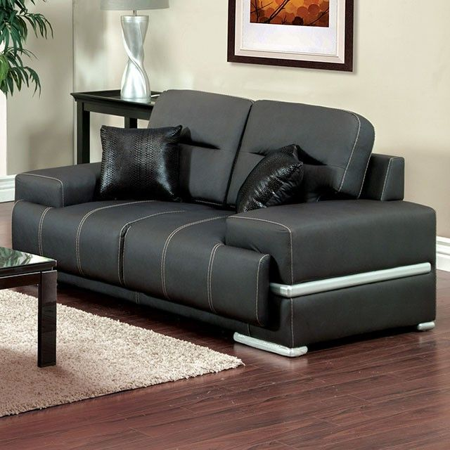 Thessaly Espresso Love Seat Collection SM6607EX-LV