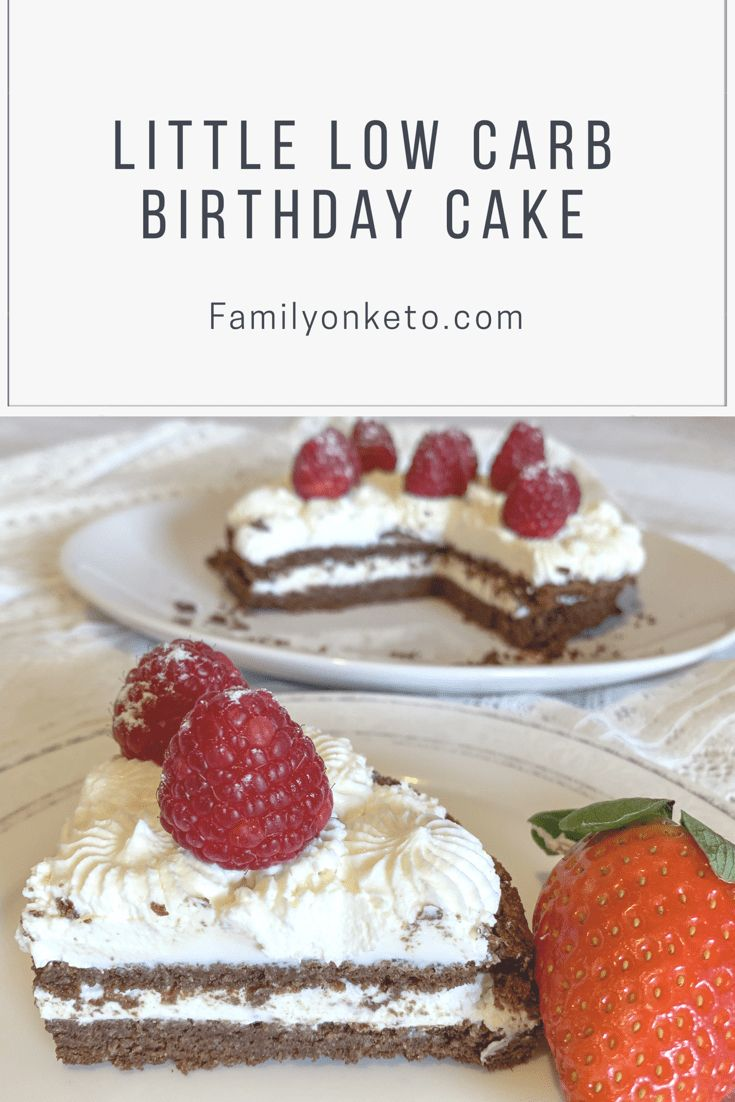 Awe Inspiring Little Low Carb Birthday Cake For A Small Celebration Recipe Funny Birthday Cards Online Alyptdamsfinfo