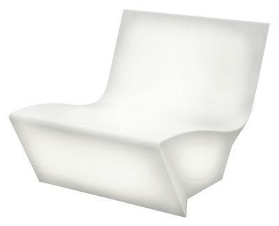 Sessel Kami Ichi Outdoor Mit Beleuchtung   Für Innen Und Außen, Weiß, Mit  Integrierter