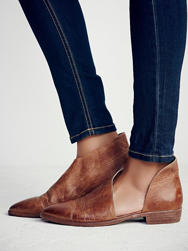 FP Collection Royale Flat at Free People Clothing Boutique #LordLeatherCare http://lordleathercare.com/