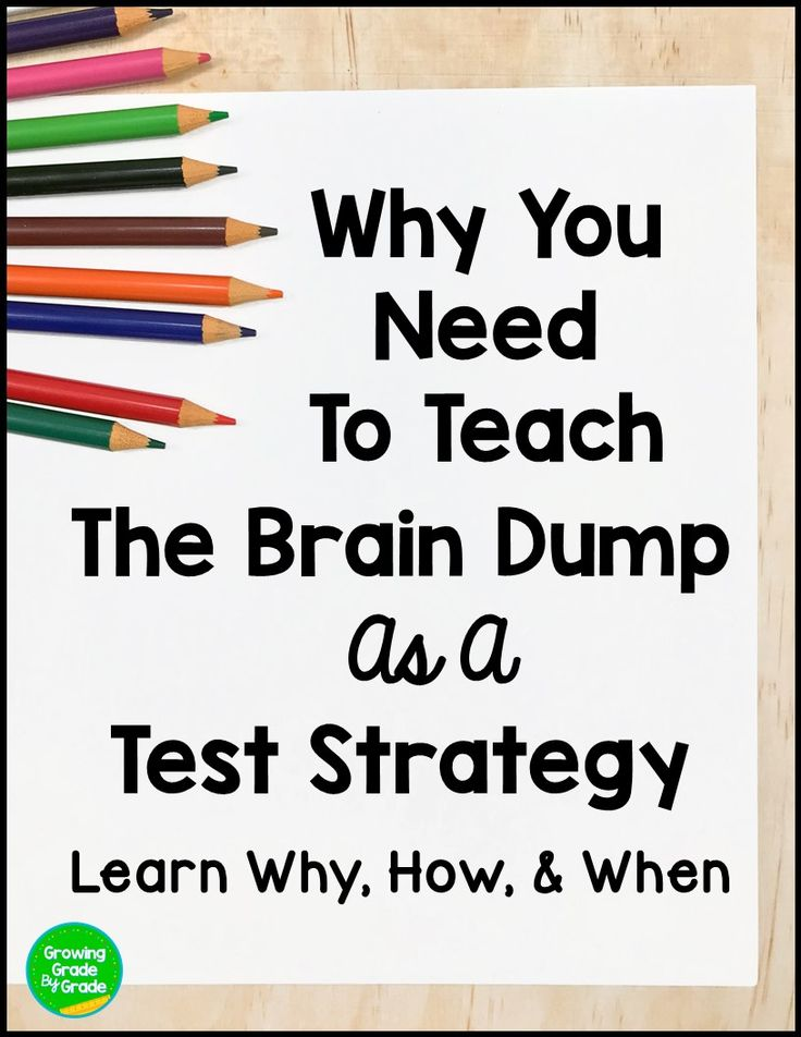 "Discover the power of the ""brain dump"" as a review and testing strategy as well as a personal organization tool. Learn what it is, how it can help, an…"