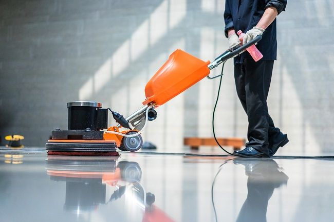 Floor Buffing And Burnishing Basics You Need To Know A 360 Cleaning Floor Cleaning Services Floor Cleaner Cleaning Contractors