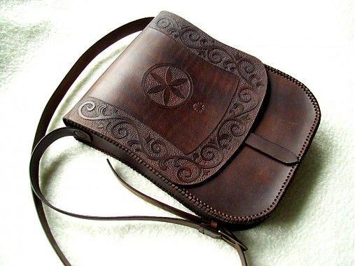 Pastierska taska by Vachota - SAShE.sk - Handmade Kabelky