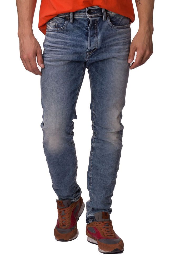 3cca4182 DIESEL Jeans W29 L32 / XS Faded Crumpled Tapered Fit BUSTER 0853I_STRETCH # fashion #clothing #shoes #accessories #mensclothing #jeans (ebay link)