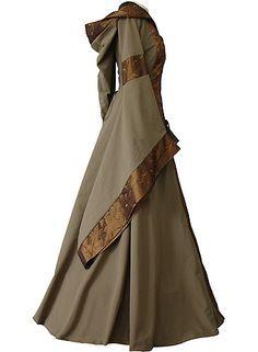 dornbluth.co.uk - medieval dresses                                                                                                                                                                                 More