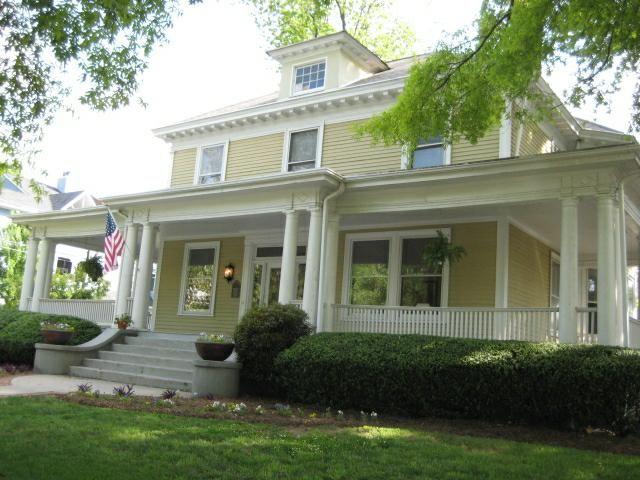 Wrap around porch my dream home pinterest porch for House with wrap around porch for sale