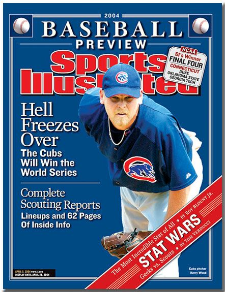 Sports Illustrated puts the 'cover jinx' on Cubs—again | Chicago ...