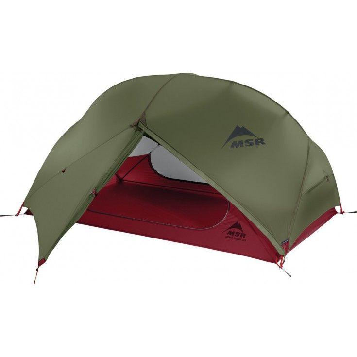 Tente De Randonnee Hubba Hubba Nx 2p Verte Msr Gear Europe Tente Randonnee Randonnee Camping Et Randonnee
