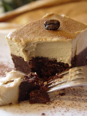 Goddess In The Raw: Mocha Fudge Brownies - raw and vegan!