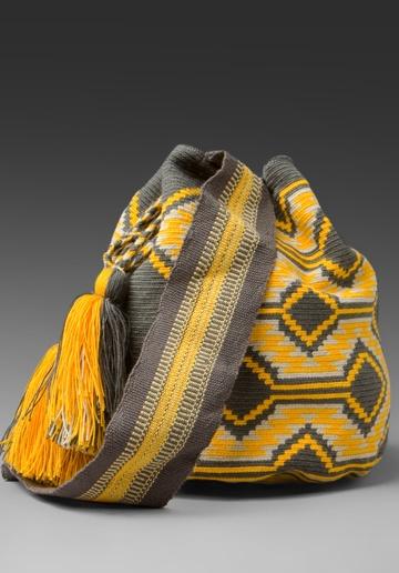 WAYUU Mochila bag TAYA $132