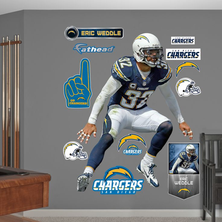 San Diego Chargers Facebook: Eric Weddle, San Diego Chargers