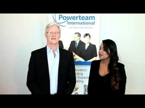 """PowerTeam Success TV Network presents: Udo Erasmus:  """"At the end of my events the audience will be (inspired, informed, and empowered) with ACCESS to do, in a very short time - what took me 60 years to get to."""""""