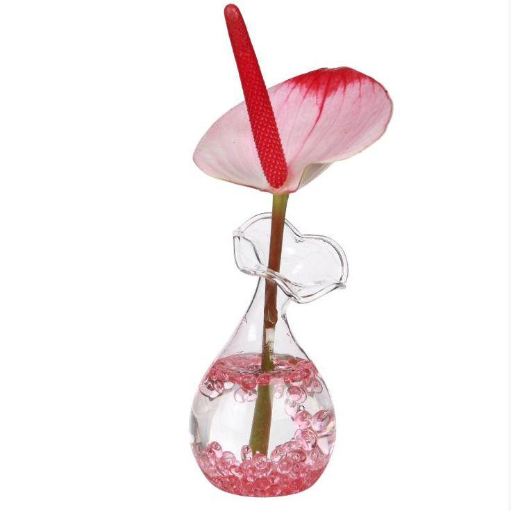 cristal de floristera jarrn de cristal para flores florero decoracin floral cristal al