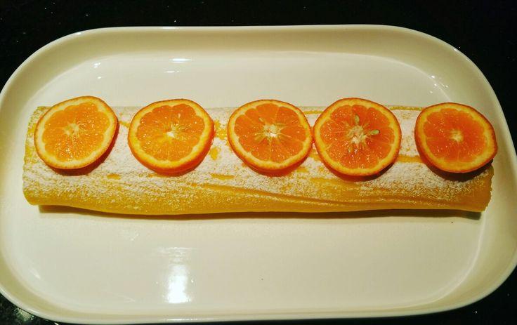 Torta de Clementina