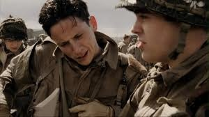 Ross Mccall as Liebgott-Band of Brothers ♠️