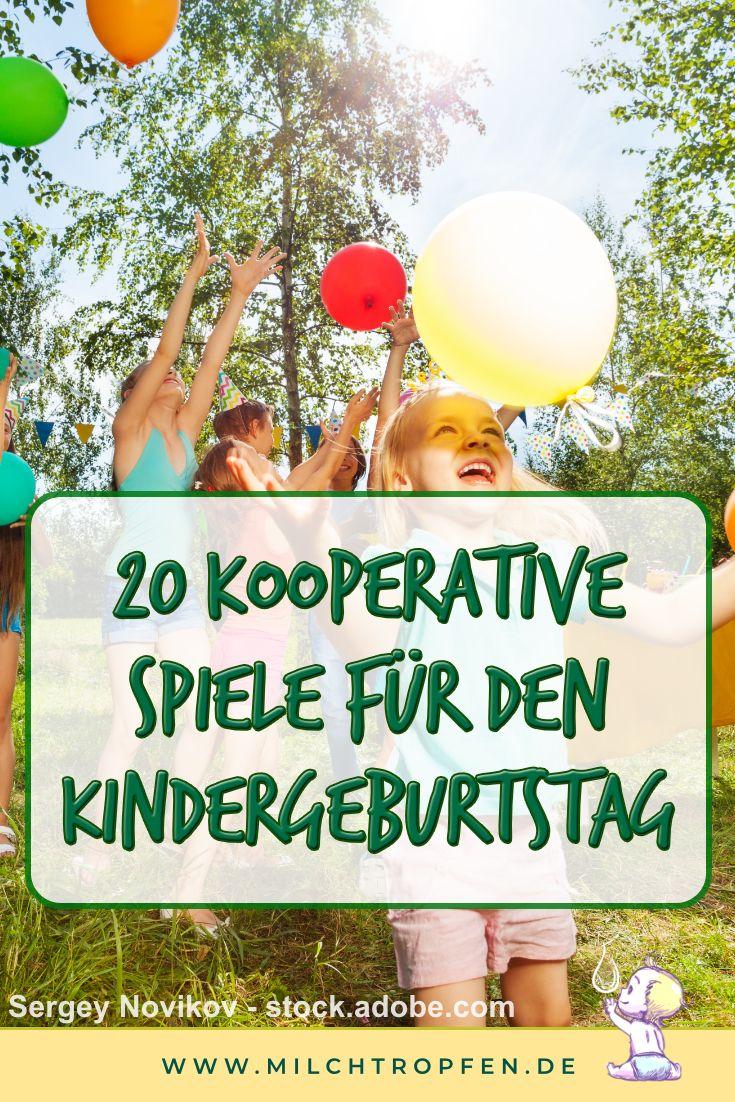 Hier präsentiere ich Ihnen 20 kooperative Spiele für den Kindergeburtstag, ohne zu verlieren …   – kids