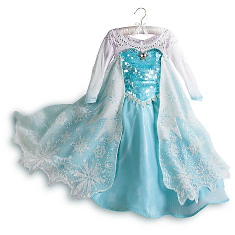 how to make a frozen dress
