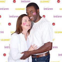 Leslee and Mutodi Neshehe