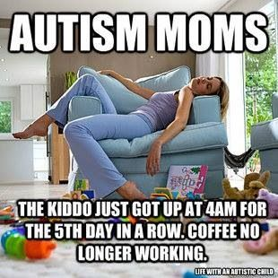 (Haha!) :) #autism #parents