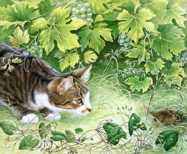 Lesley Anne Ivory art