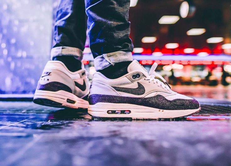 e23961a613 ... Patta x Nike Air Max 1 Purple Denim - 2009 (by makephoto) ...
