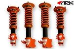 Subaru WRX 2006-on 2.5L ARK DT-P coilover system
