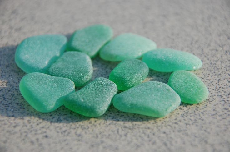 Excited to share the latest addition to my #etsy shop: 10 quality sea glass/ beach glass lot/ flawless sea glass/ natural seaglass/ zeeglas/ verre de mer vert/ meerglas/ cristal de mar verde