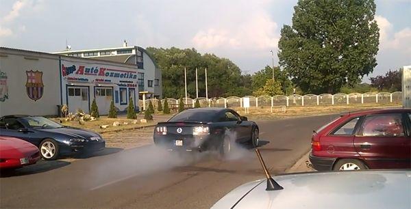 Amcsi autók találkoztak Nyíregyházán #nyiregyhaza #auto